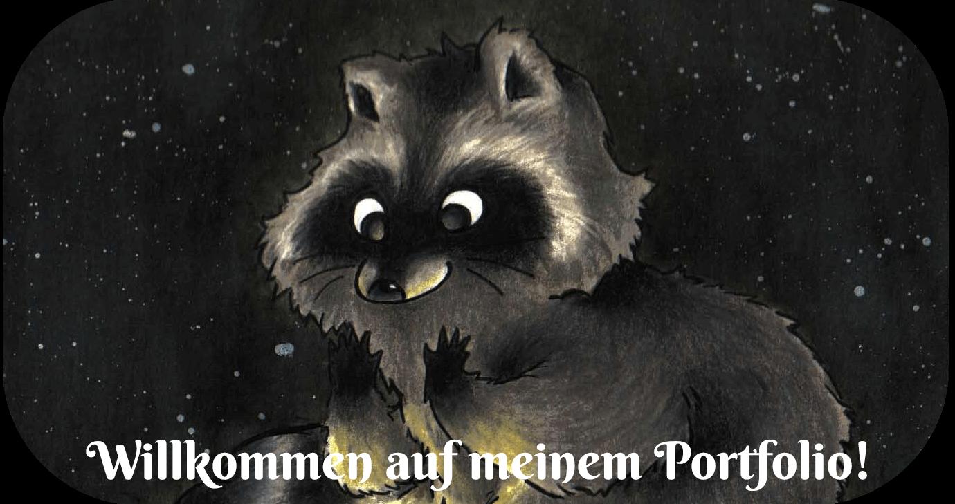 Sophia-Fendel-Waschbär