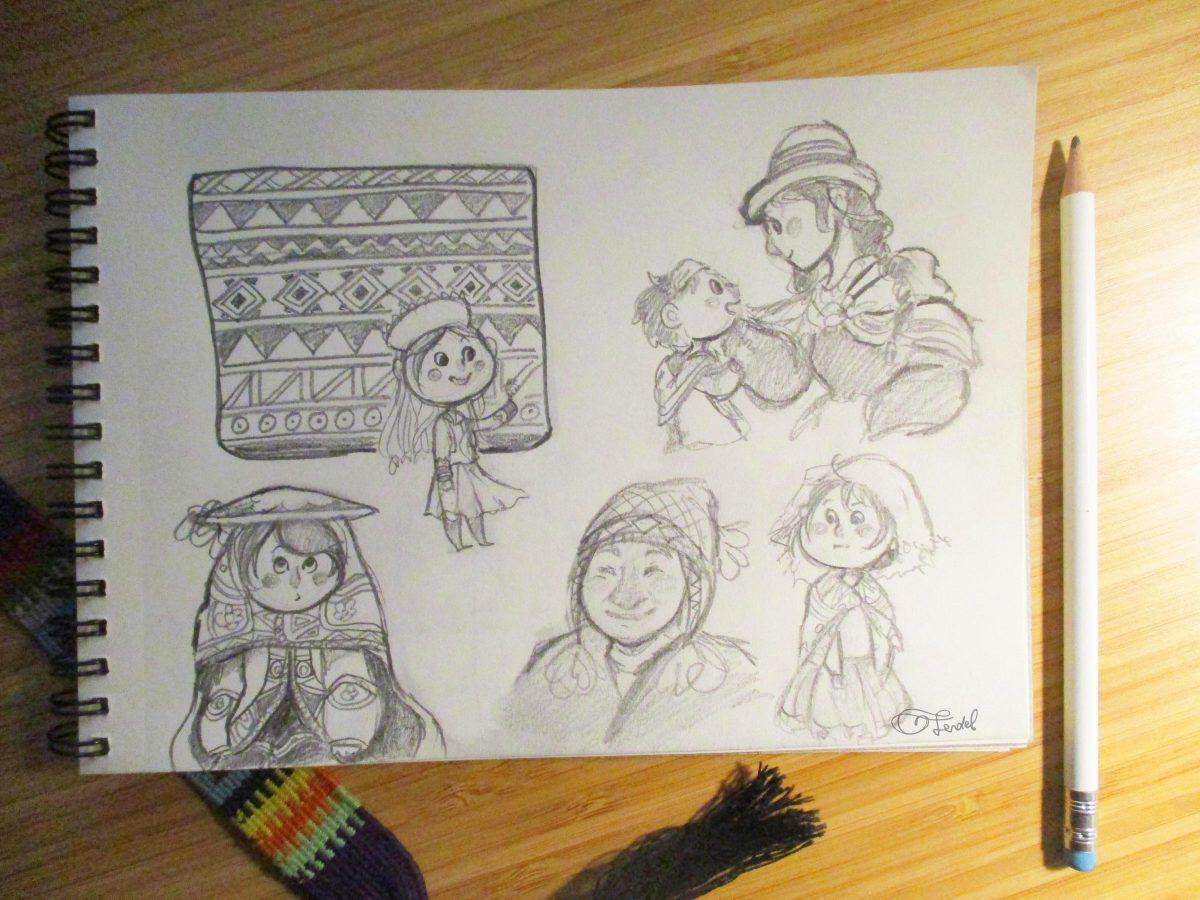 Sophia-Fendel-Kinderbuchillustration-Peru