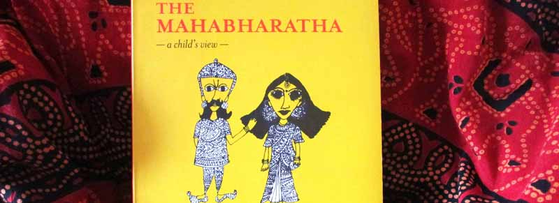 Sophia-Fendel-Picture-Book-Exchange-India-mahabharatha-cover