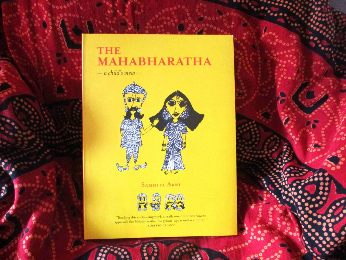 Sophia-Fendel-Picture-Book-Exchange-India-mahabharatha1