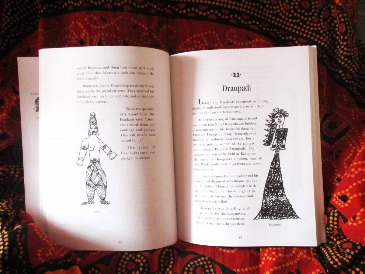 Sophia-Fendel-Picture-Book-Exchange-India-mahabharatha2